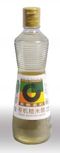 禾然有机糙米醋(Organic brown rice vinegar)