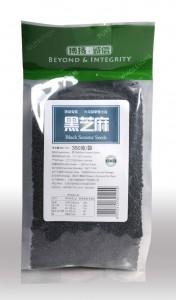 有机黑芝麻(Organic black sesame seeds)