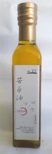 台湾原生种小籽苦茶油