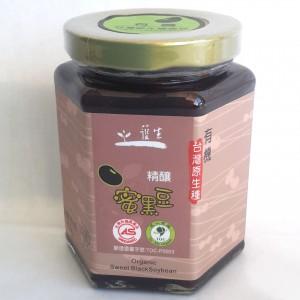 有机台湾原生种蜜黑豆