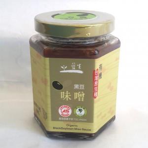 有机原生种黑豆味噌