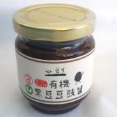 有机黑豆豆豉酱