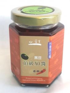 有机台湾原生种黑豆顶级XO酱