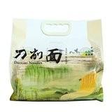 黑龙江长水河有机食品(刀削面/山药刀削面)筋道营养
